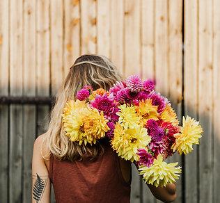 12 Weeks of Flowers