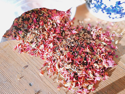 Pretty Petals Chai Tea