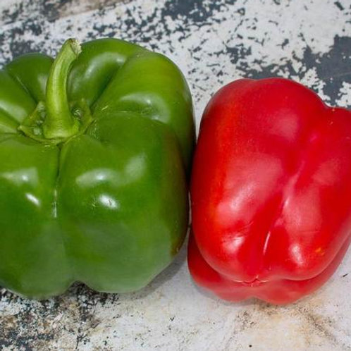 California Wonder Organic Peppers