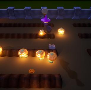 Pumpkin Popper Screenshot