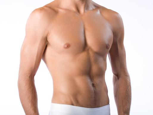 Beneficios de la depilación láser en hombres deportistas