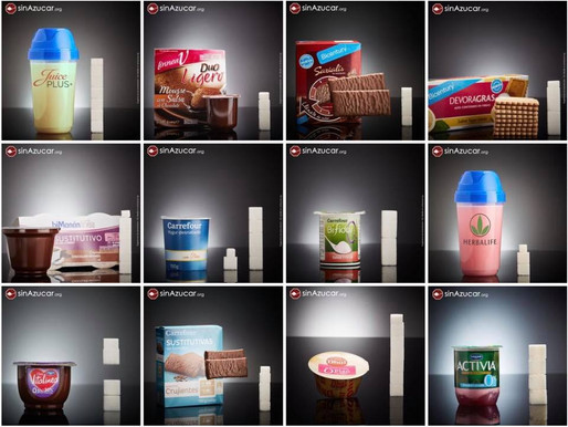 Seis productos de dieta cargados de azúcar que pasan por buenos.