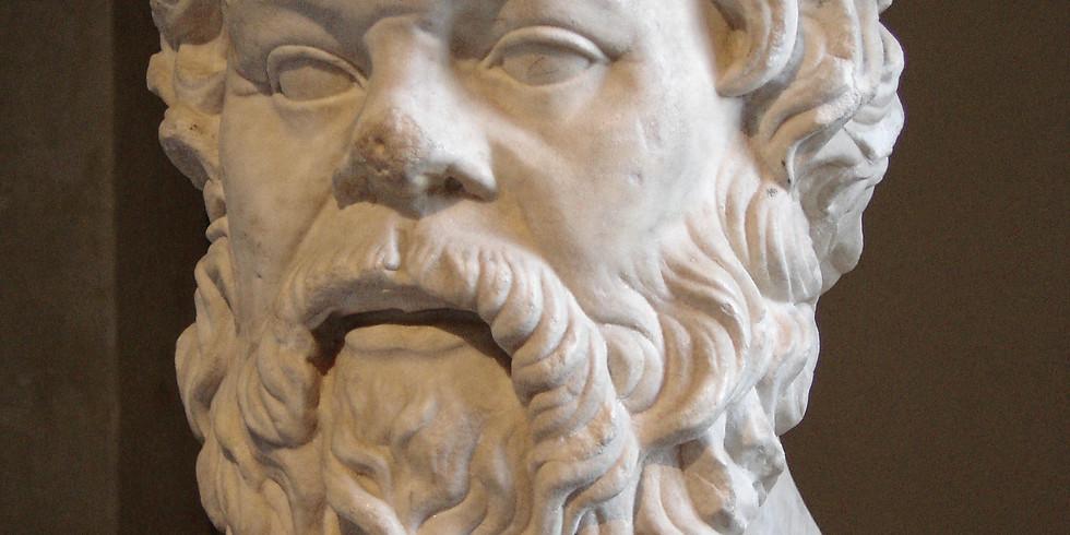 (2020) Conférence: Socrate, le philosophe.