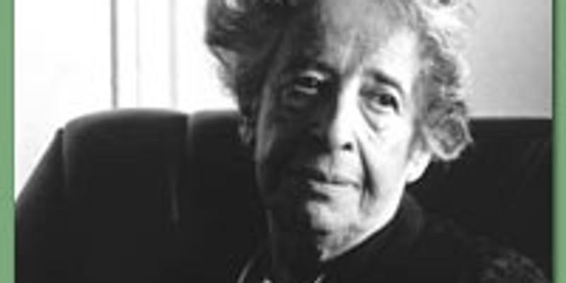 Annulée - Conférence: Hannah Arendt et la redécouverte de la politique