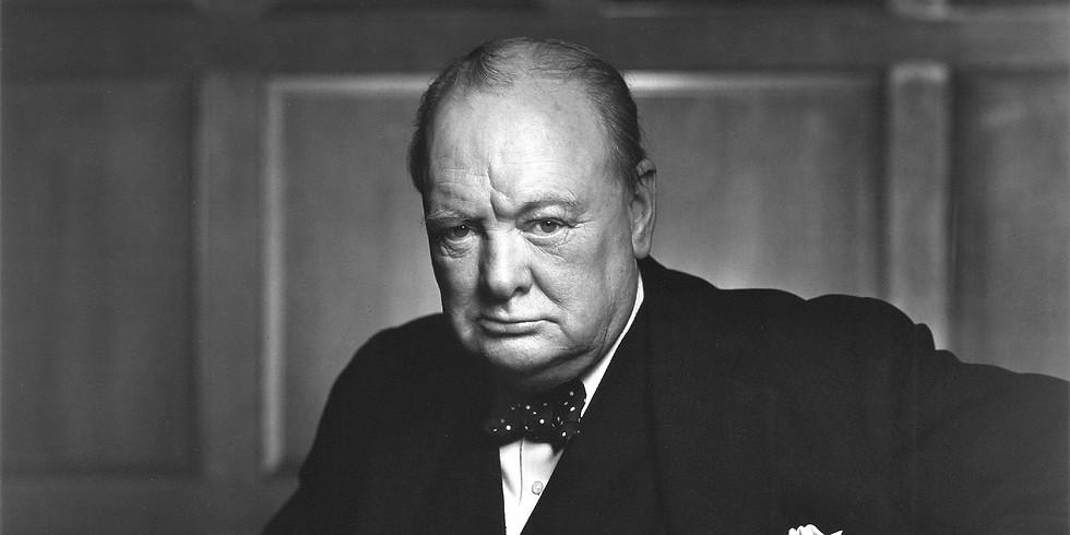 Conférence: Churchill, dernier rempart de la démocratie