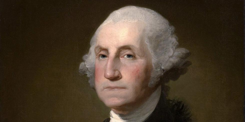 (2019) Conférence : George Washington, père de l'Amérique