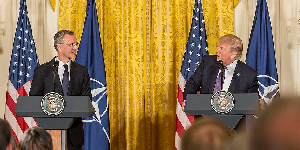 (2019) Entrevue : La politique étrangère de Trump: rupture ou continuité?