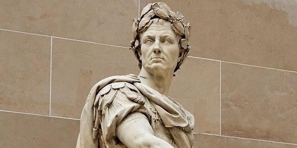 (2019) Conférence : Jules César, un homme plus grand que nature