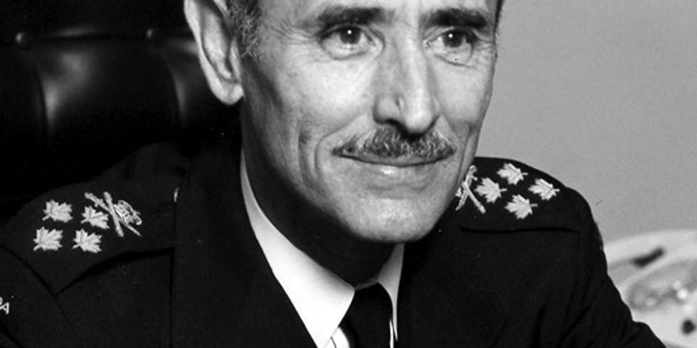 Conférence: Le général Jacques Dextraze: citoyen et soldat d'exception