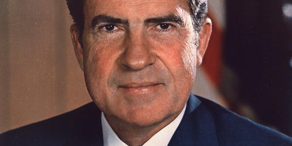 Conférence: Nixon malgré lui