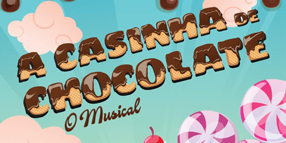 A CASINHA DE CHOCOLATE - M/3