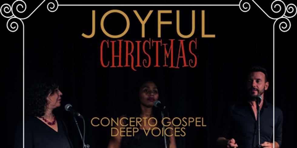 JOYFUL CHRISTMAS - CONCERTO GOSPEL