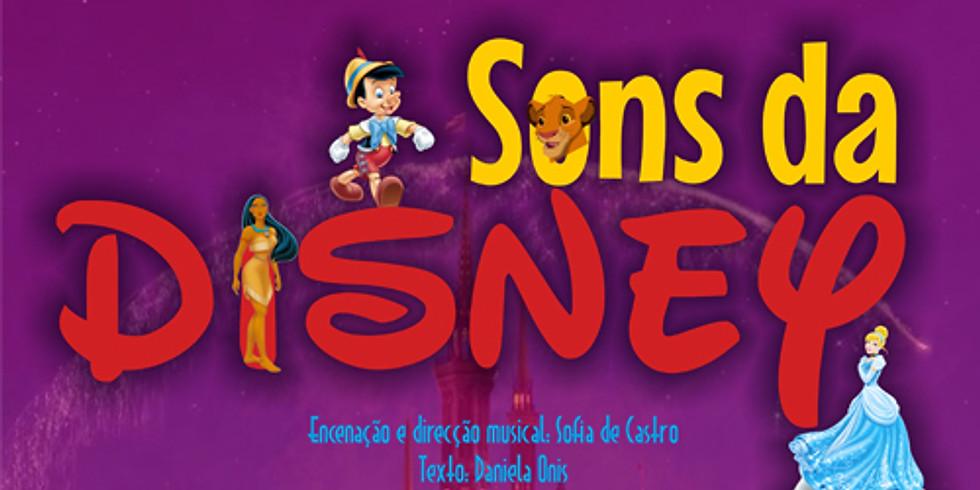 SONS DA DISNEY - M/3