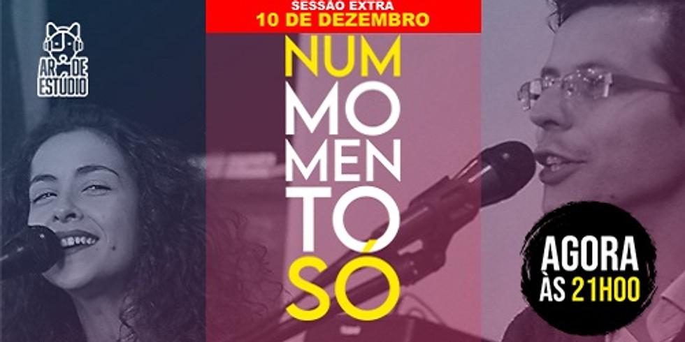 NUM MOMENTO SÓ - CONCERTO - M/12