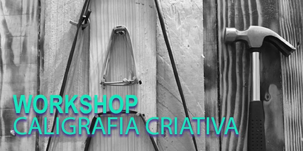 CALIGRAFIA CRIATIVA - WORKSHOP