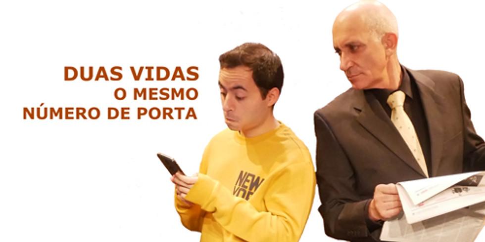DUAS VIDAS O MESMO NÚMERO DE PORTA - M/12