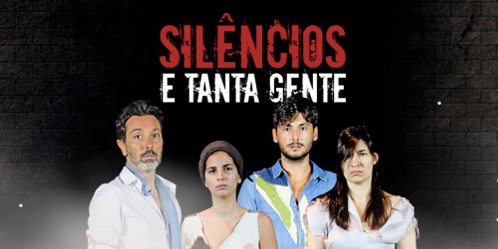SILÊNCIOS E TANTA GENTE - M/12