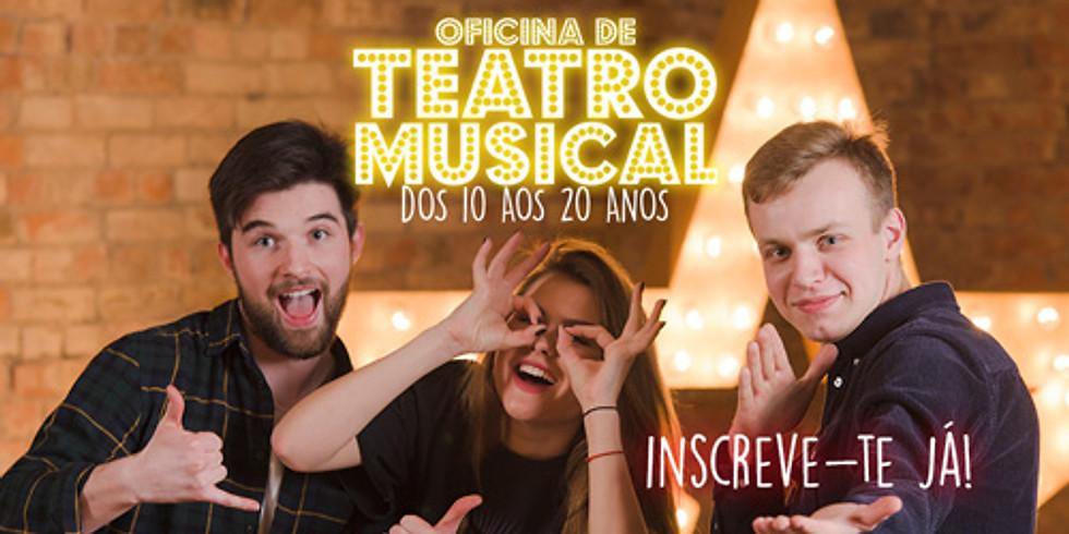 OFICINA DE TEATRO MUSICAL - M/10