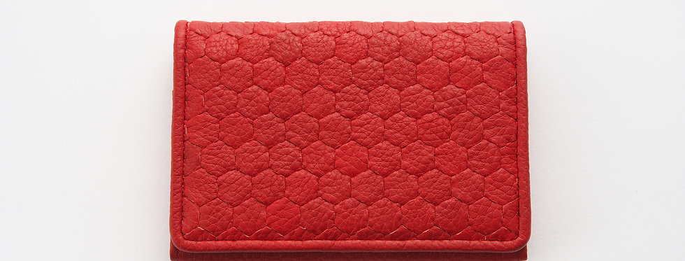 """Atelier_Business Card holder """"Red"""""""