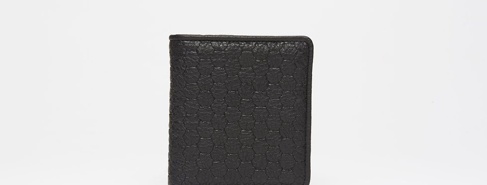 "Men's Wallet ""Authentic Black"""