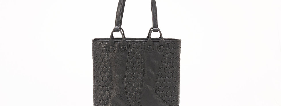 "Fetish Gloves Shopper ""Authentic Black"""