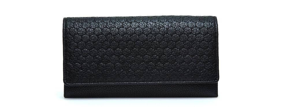 """Women's Wallet """"Authentic Black"""""""