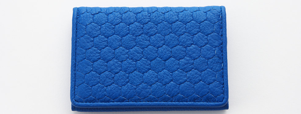 """Atelier_Business Card holder """"French Blue"""""""
