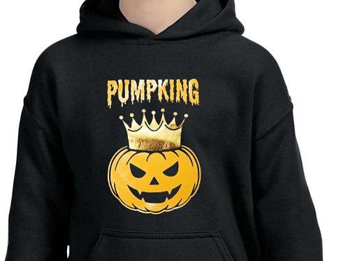 PUMPKING pullover hoodie