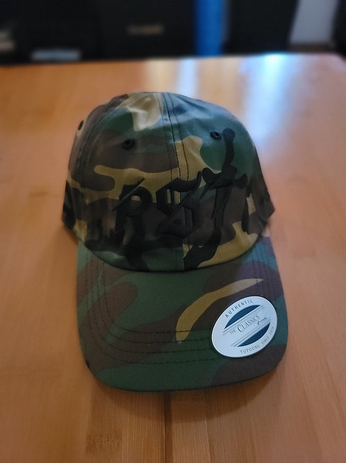 RST (Ready Set Train) dad hat.