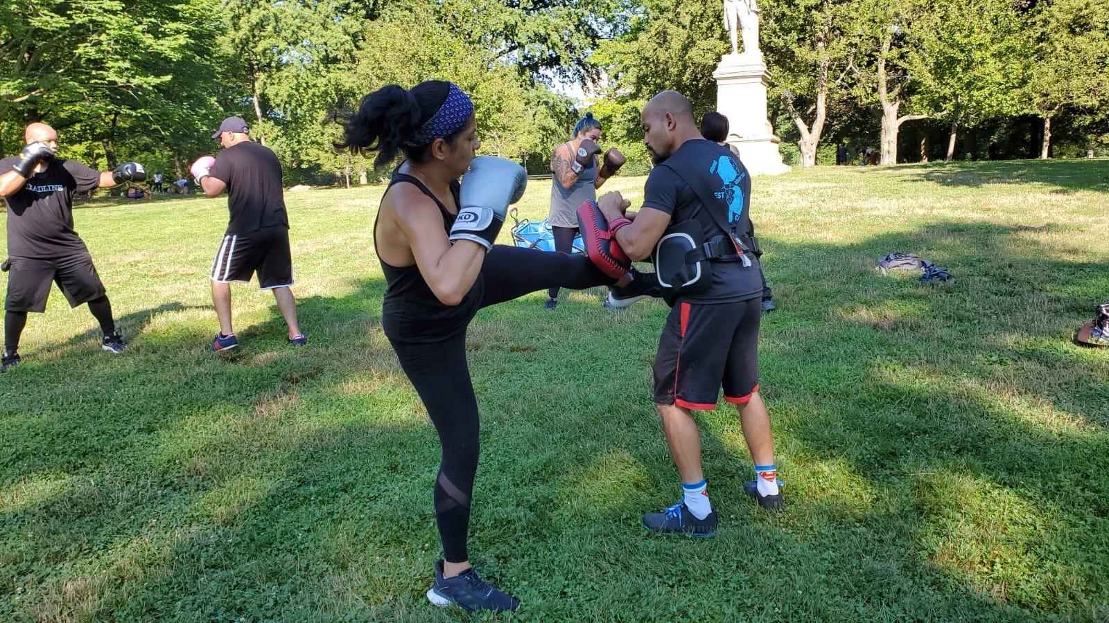 Kickboxing Conditioning (Muay Thai)
