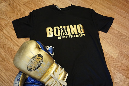 Boxing is my Therapy T-Shirt