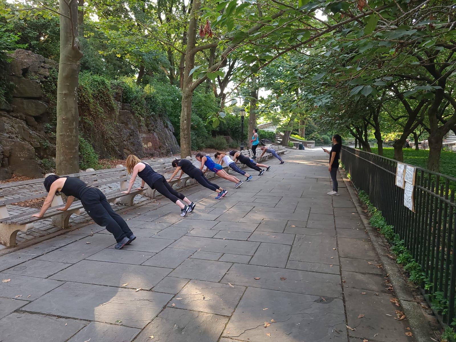 Muscle Endurance Strength Training