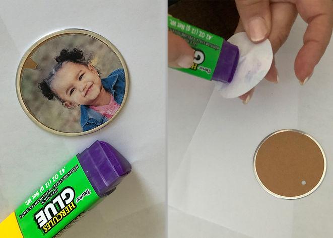 DIY FamilyTree Magnet: Step 9