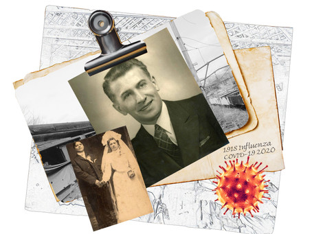 Similar circumstances, different times: Remembering my paternal grandfathers during COVID-19