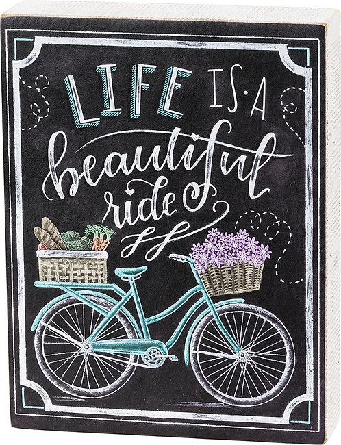 Beautiful Ride Box Sign