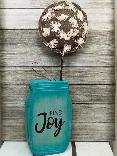 Find Joy Wall Decor