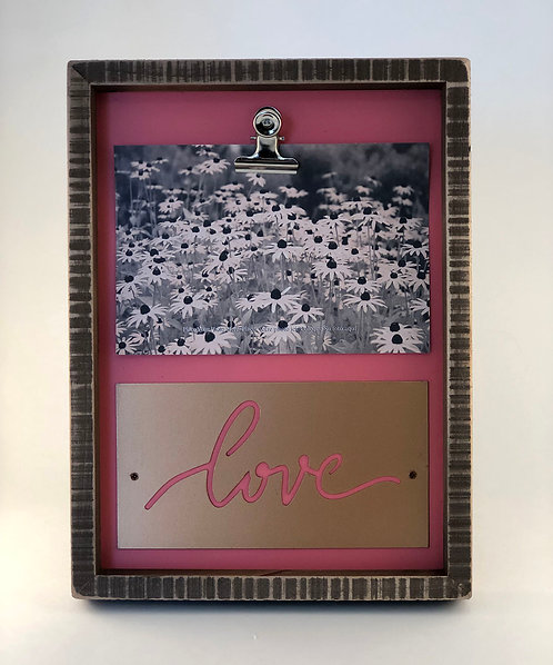 Love Box Frame
