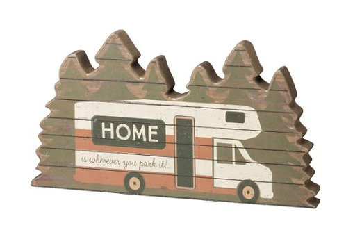 Home is Where You Park It RV Sitter