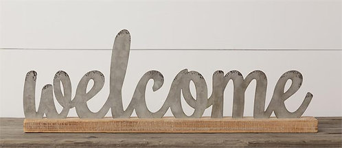 Welcome Table Sign