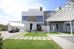 Contemporary Townhouses @ Jumeirah Golf Estates Affordable Luxury 3, 4 and 5BR Townhouses Golf, Lake and Nature views