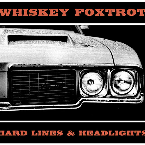 """Hard Lines & Headlights"" CD"