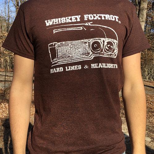 Hard Lines & Headlights T-Shirt