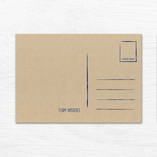 carte postale 2 noshoes