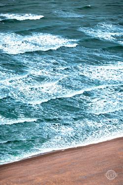 Mer Déchainée - le Tréport