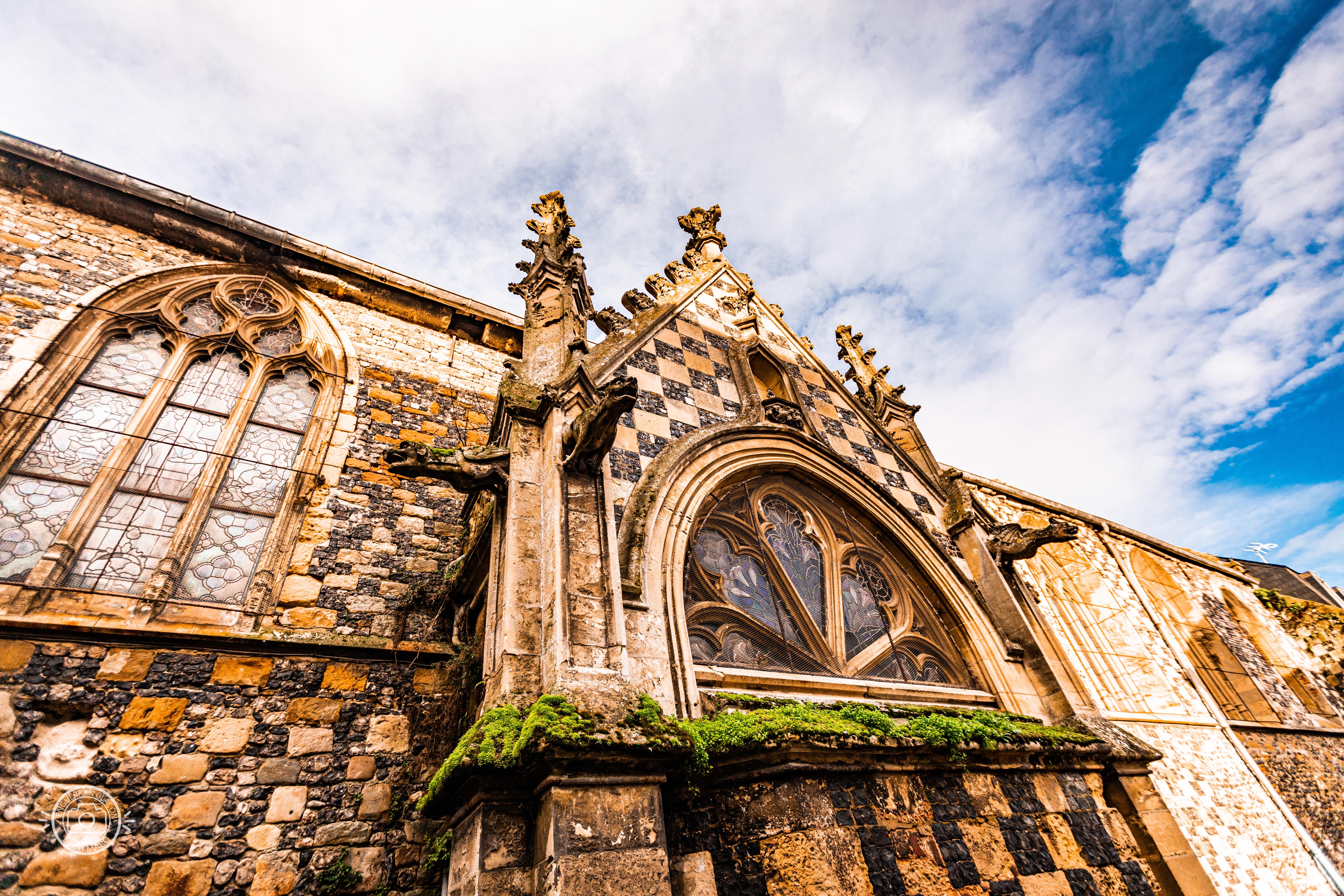 Vitraux de Saint-Martin n°1 - St Valery sur Somme