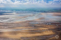 Baie d'Authie Vue du Ciel - n°1