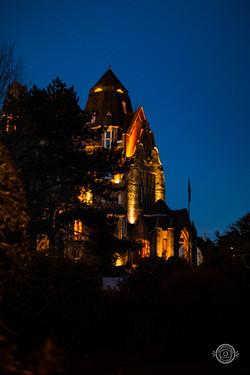 Mairie du Touquet de Nuit