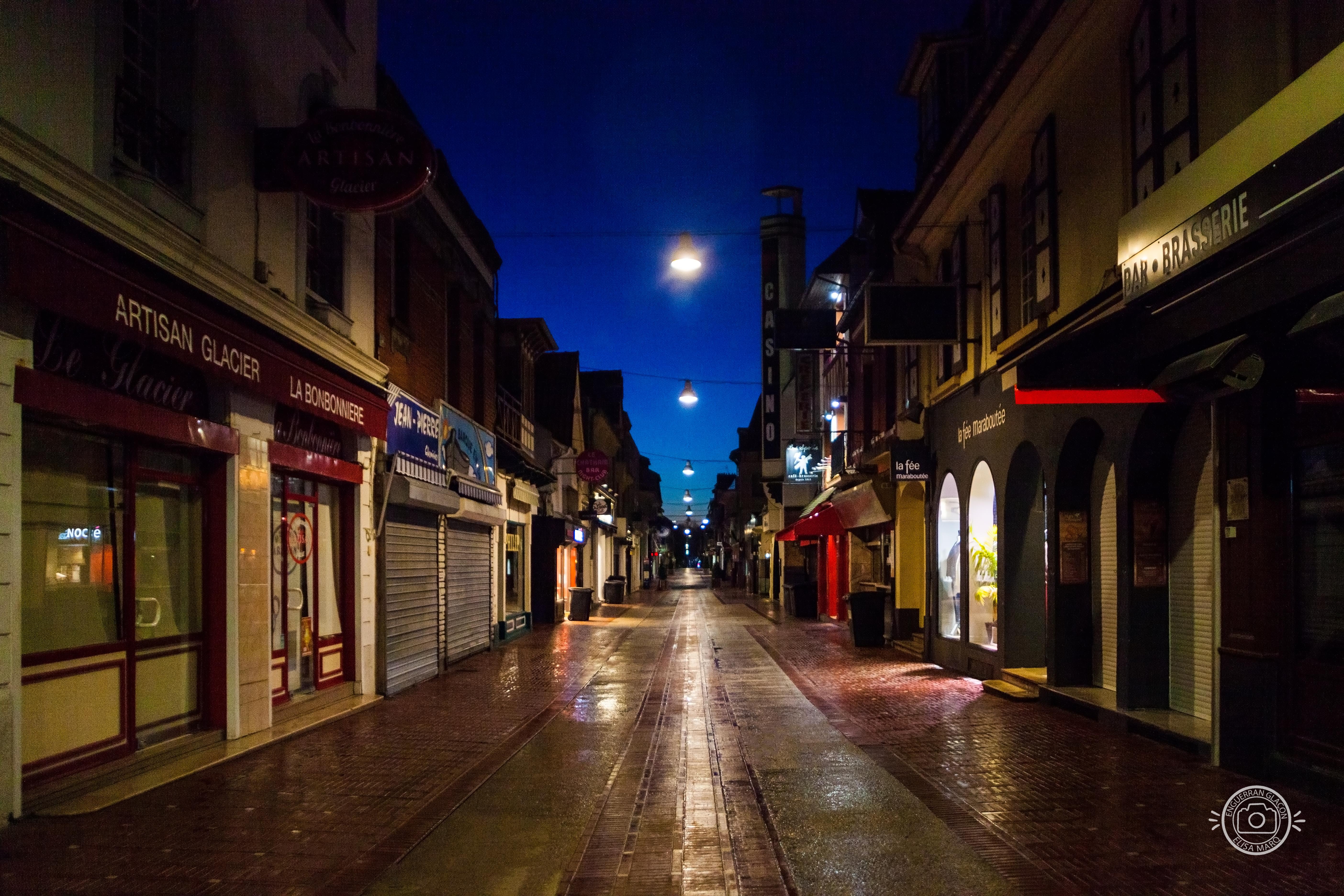 Rue St Jean de Nuit