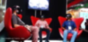 Projeto em Realidade Virtual da 8E7 Mídias Interativas para o Ministério do Turismo