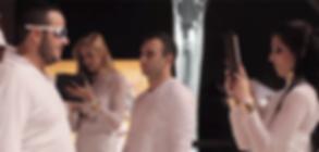 Aplicativo com Realidade Aumentada desenvolvido pela 8E7 Mídias interativas para divulgação da BicFlex4 em evento